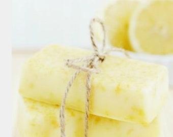 Lemonade soap
