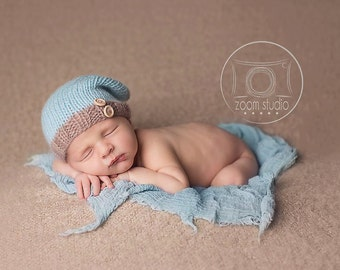 slouchy hat for newborn.