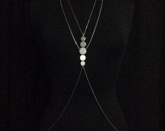 Luna body chain