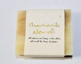Chamomile Neroli Soap