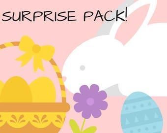 Easter Greeting Card Suprise Pack