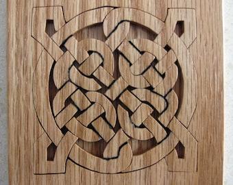 Celtic Sailors Knot Puzzle