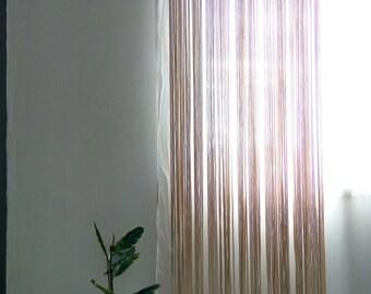 Wonderful Macrame Curtain Custom Size Boho Decor Large Curtain Wall Hanging Room  Divider Photo Wedding Backdrop Arch