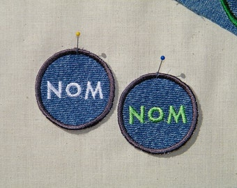 NOM Patch / mérite insigne