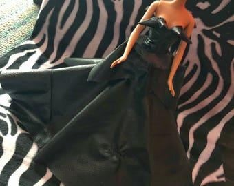 Lady Gaga Custom Leather Armani Doll