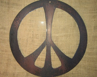 Peace-Metal Art