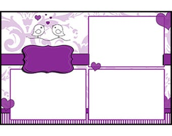 Photo Strip Template for Photo Booths | 4061