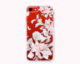 iphone 7 phone case flowers