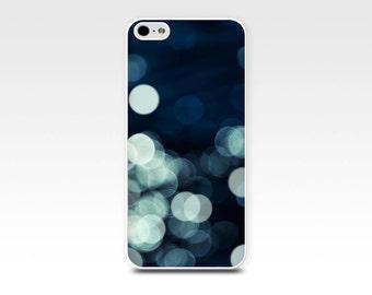 iphone 6 case abstract iphone case 5s bokeh iphone case 4s nautical iphone case 5 navy blue iphone case 4 fine art iphone case blue dark sea