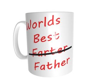 Fathers day mug