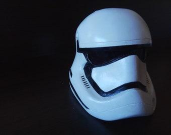 Star Wars stormtrooper helmet First order