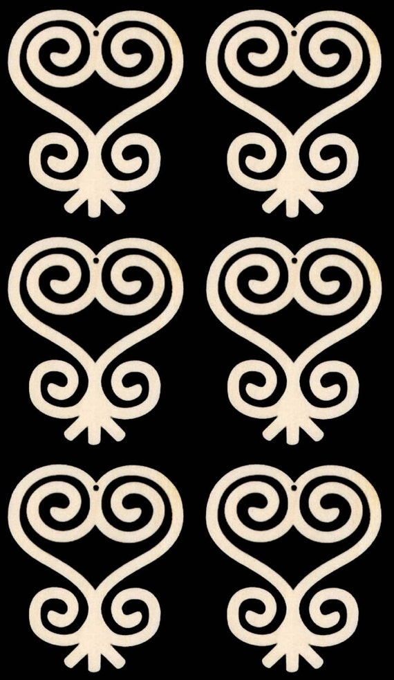 Sankofa African Adinkra Symbol Of Learn From The Past Natural