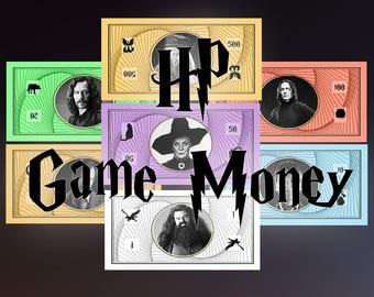 HP Game Money