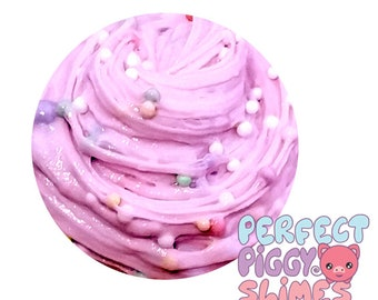 Scented Cupcake Explosion Slime