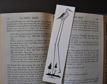 Greater Yellowlegs Bookmark