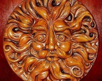 Celestial Kollektion Sonne Wand Skulptur Home Decor