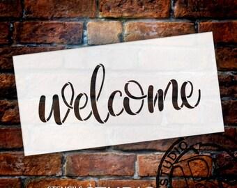 Welcome Stencils