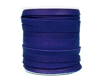 Purple Deerskin Lacing - (1) 50 foot spool, 3/16th inch lace (297-316x50PP)