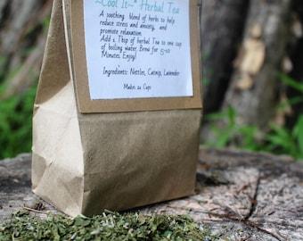 Cool It *~* Herbal Tea Nettles Catnip Lavender  fres