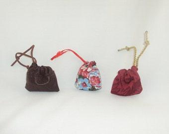 Drawstring Bags  Tiny