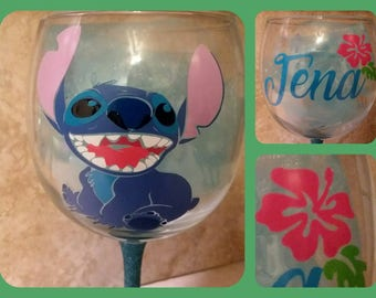 Personalized Wine Goblets