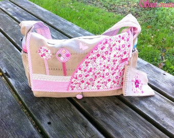 Maxi/diaper bag reserved for Virginie