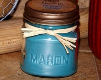 Blueberry Cobbler Country Kitchen Candle