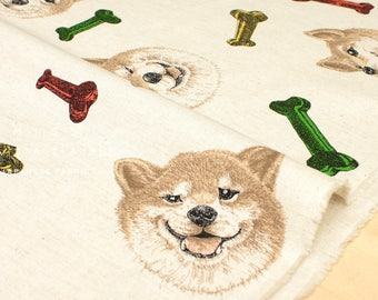 Japanese Fabric - Doge - A - 50cm