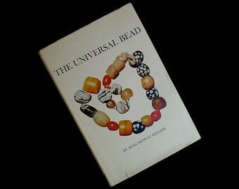 Vintage 60s The Universal Bead Hardback Book 1st Edition