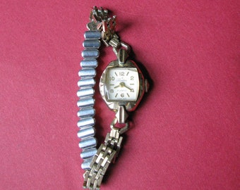 Swiss Traditions Watch Ladies, 17 Jewels Swiss Made Watches Women's