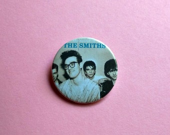 The Smiths - pinback button or magnet 1.5 Inch