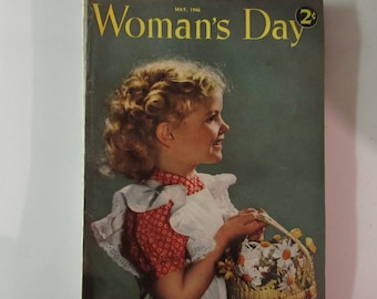 Woman's Day Magazine May 1946