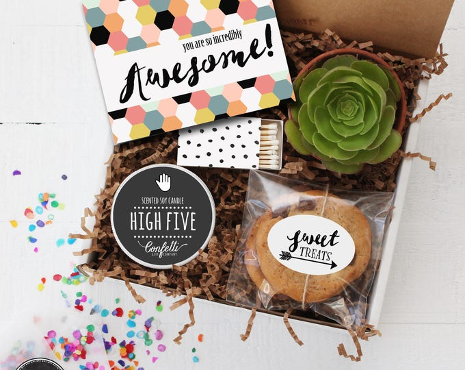 You Are So Incredibly Awesome Corporate Gift Box -  Customer Appreciation | Client Gift | Employee Gift | Executive Gift