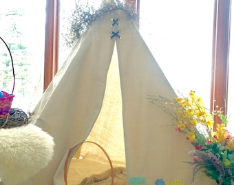 Teepee with Poles