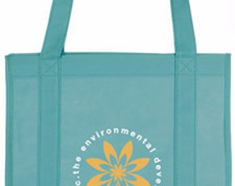 100 Tote Bags, Reusable Tote Bags, Personalized Tote Bags, Bulk Tote Bags, Imprinted Tote Bags