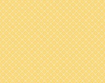 Vintage Baby by Lori Whitlock for Riley Blake Designs Yellow