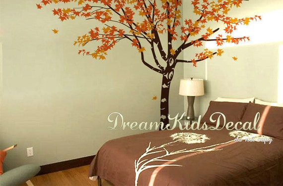 Like this item? & Maple Tree wall decals Wall sticker Wall Murals Large tree