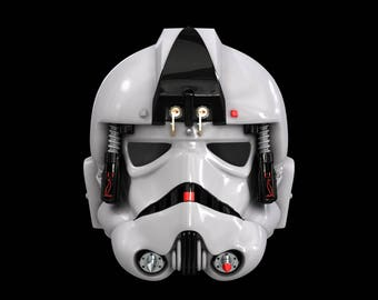 Star Wars Rogue One Style At-At Driver helmet