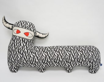 Custom Leggie Plush - Made To Order