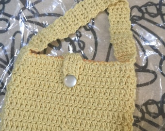 Crocheted Purse #100