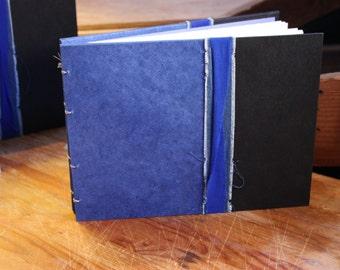 Boy Blue Baby Book