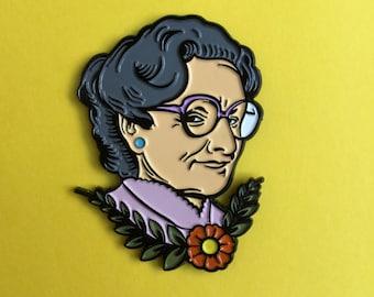 Mrs.Doubtfire Soft Enamel Pin