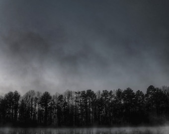 Shocco Springs, Early Morning Lake 2