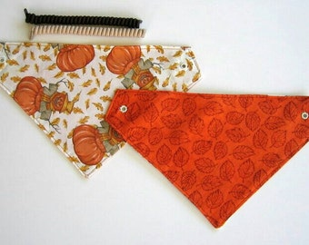 plump scarecrows bandanas