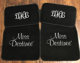 Lovely Personalized Car Floor Mats 20 Custom For Opel All Models