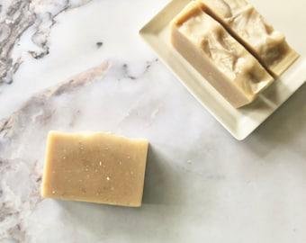 OATMEAL + MILK + HONEY Artisan Soap
