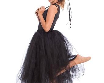 Tutu Costume Halloween Costumes Black Tutu Skirt Girls Costumes Kids Costumes Girls Dress Up Night Queen Costume Girls Black Costume.  sc 1 st  Etsy & Maleficent Horns Halloween Costumes Kids Costumes Girls