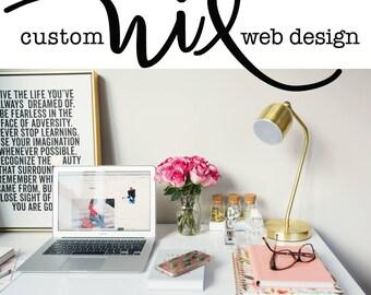 Web Design, Custom Website, Modern Wix Site, Website Template, Website Design, Custom Wix Site, Wix Design, Wix Template, Ecommerce