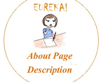 About Page Description - Create a Good First Impression with Custom Copywriting for Your Target Audience