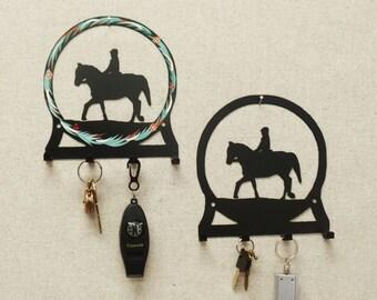 Walking Horse Key Rack